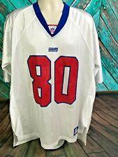 Jeremy Shockey #80 New York Giants NFL Reebok Poly Mesh Jersey XL