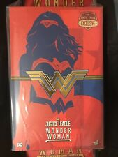 INSTOCK Hot Toys MMS506 Justice League Wonder Woman Gal Gadot COMIC 1/6 figure