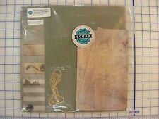 "Scrapbooking - Club Scrap ""Memento Holder Project"" retreat project w/instruction"