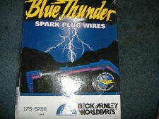 Honda Prelude 83 - 87 yr, Beck/Arnley 175-5786 Spark Plug Wire Set.