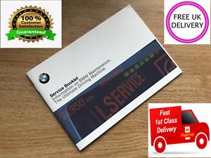 BMW SERVICE BOOK BRAND NEW GENUINE