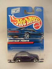 Hot Wheels  2000-150  Chrysler Pronto  Purple  NOC 1:64 scale  (2)  27116