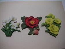 Magnet of Flower (set of 3) - # 1998