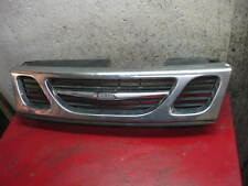 02 99 01 00 saab 9-3 oem factory front grill grille