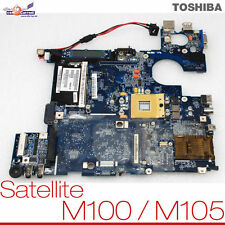 Motherboard toshiba satellite m100, m105 k000038660 para portátiles placa base New 029