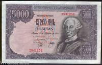 5.000 Pesetas 1976 Carlos III @@ Sin Circular @@ SIN SERIE @@
