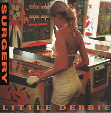 "surgery little debbie 7"" pink vinyl amphetamine reptile"