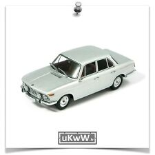 Minichamps 1/43 - Bmw 1800 TISA 1965 argent