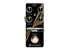 Pigtronix Philosopher's Tone Micro Compressor - FREE 2 DAY SHIP