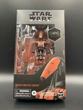 Star Wars The Black Series 6? Heavy Battle Droid GameStop Exclusive / New
