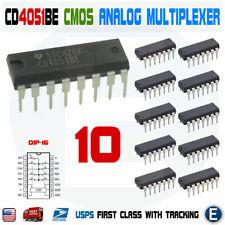 10pcs TC4051 TC4051BFT TSSOP-16