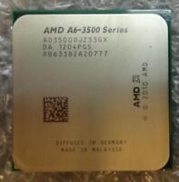 AMD A6-3500 Series AD3500OJZ33GX 2.1GHz Socket FM1 Triple Core Processor CPU