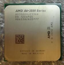 AMD A6-3500 Series ad3500ojz33gx 2,1 GHZ SOCKET FM1 Triple Core Processor CPU