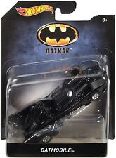 Mattel Hot Wheels Batman 1989 BATMOBILE Vehicle NEW! Keaton Nicholson Burton