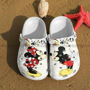Mickey Mouse Crocs Crocband Clog - Clog comfortable