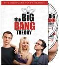 The Big Bang Theory: Season 1 - DVD - GOOD