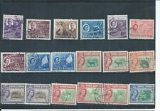 North Borneo stamps. Small used lot. (K648)