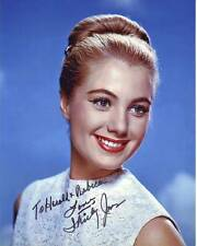 SHIRLEY JONES Autographed Signed Photograph - To Harold & Rebecca