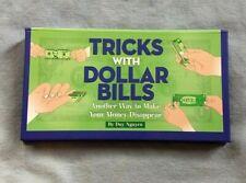 Duy Nguyen Tricks With Dollar Bills New Book
