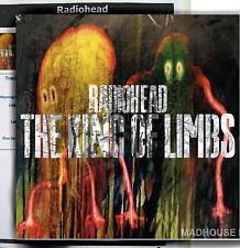 RADIOHEAD LP The King Of Limbs + PROMO Info Sheet SEALED Album