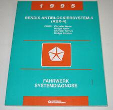 Werkstatthandbuch Chrysler Neon Dodge Neon Cirrus Dodge Stratus Stand 1994!