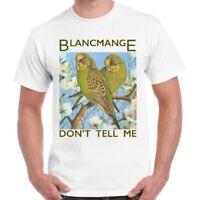 Blancmange Don't Tell Me Synth Pop 80s Retro T Shirt 156