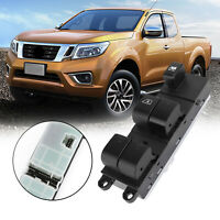 Front Right Master Window Console Switch For Nissan Navara Pathfinder 2005-2017