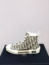 Dior B23 High-Top Sneakers In Dior Oblique Size Women's US 9
