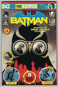 BATMAN GIANT [2019] #4 MASS MARKET ED - 1st Print - NM/New/Unread Comic Book!