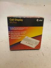 At&T 85 Plus Call Display System
