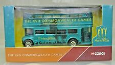 More details for corgi 82307 open top routemaster bus the xv11 commonwealth games manchester 2002