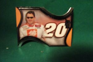 2001 NASCAR VIP Making the Show Cards #MS10 - Tony Stewart  - 6.0