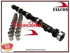 Chevy Sb 283 327 350 383 V8 Flat Tappet Hydraulic Cam+Lifters Kit 268H .458/.458