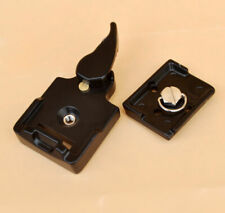 Quick Release Plate & Clamp Adapter for Manfrotto 200PL-14 Tripod Camera 323 RC2