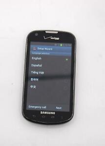 Samsung Galaxy Stellar SCH-I200 4GB 4G LTE Android Black Smartphone Verizon