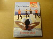 DVD / FITNESS-DVD - WEIGHT WATCHERS ( GOED GEVOEL )