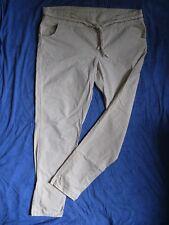 BENCH Damen Hose Chino Casual Pant XL W40/L32 low waist regular fit tapered leg