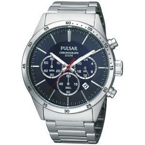 *Pulsar Gents Chronograph Date Display Sports Watch - PT3003X1 PNP