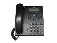 Cisco CP-6921-C-K9 Unified Business VoIP IP Phone w/ Handset- 1 Year Warranty