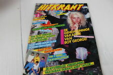 HITKRANT # 35 1984 BOY GEORGE DURAN DURAN BRUCE SPRINGSTEEN SADE ALPHAVILLE