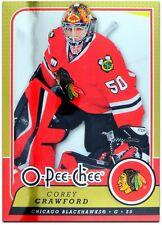 2008-09 O-Pee-Chee GOLD - COREY CRAWFORD #351