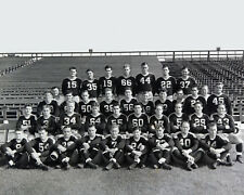 Green Bay Packers - 1941 Western Division Champion, 8x10 B&W Team Photo