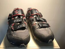 Bontrager RL MTB mountain bike shoes 48 With E Soles Custom Inserts