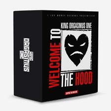 KING ORGASMUS ONE - WELCOME TO THE HOOD - Limited Box Set Orgi 69 ! NEU !