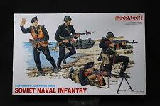 YJ015 DRAGON 1/35 figurine 3005 3005-600 Soviet Naval Infantry infanterie
