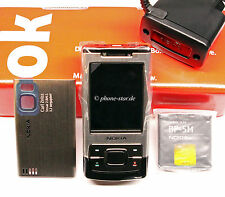 Nokia 6500 Slide Cellulare Smartphone Quad-band UMTS Bluetooth Fotocamera mp3 NUOVO NEW