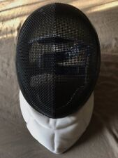 Blue Gauntlet Fencing Mask M001-BG 3 Weapon Level 1>350 NW Extra Small EUC XS