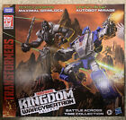 Transformers Kingdom War For Cybertron Trilogy - Maximal Grimlock & Mirage For Sale