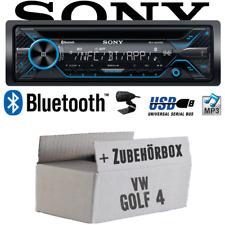 Sony radio pour VW GOLF 4 IV Bluetooth CD/MP3/USB AUTORADIO -