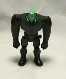 Ben 10 Cartoon Network Secret of The Omnitrix Tetrax 2006 Bandai Action Figure